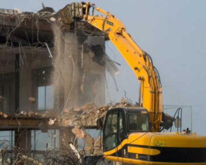 Снос демонтаж в Краснодаре